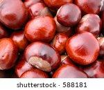 Chestnuts Background