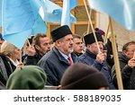 kyiv  ukraine   february 26 ... | Shutterstock . vector #588189035