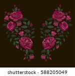 vector design for collar t...   Shutterstock .eps vector #588205049