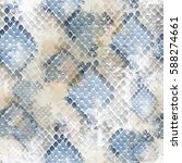 seamless pattern wild design.... | Shutterstock . vector #588274661