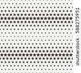 seamless star pattern. endless...   Shutterstock .eps vector #588275951