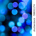 beautiful abstract background... | Shutterstock . vector #58831174