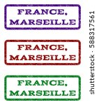 france  marseille watermark... | Shutterstock .eps vector #588317561