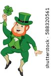 St.patrick's Day Leprechaun