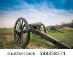 Small photo of cannon Vicksburg mississippi