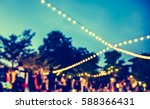 vintage tone blur image of... | Shutterstock . vector #588366431