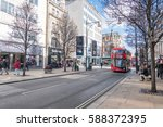 london  england   24 february... | Shutterstock . vector #588372395