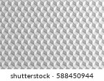 abstract white boxes stair... | Shutterstock . vector #588450944