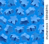 vector board games background...   Shutterstock .eps vector #588468941