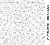 vector seamless pattern... | Shutterstock .eps vector #588635201