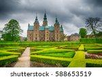 Rosenborg Castle Gardens In...