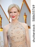 Small photo of Nicole Kidman at the 89th Annual Academy Awards held at the Hollywood and Highland Center in Hollywood, USA on February 26, 2017.