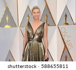 charlize theron at the 89th... | Shutterstock . vector #588655811