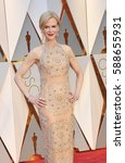 nicole kidman at the 89th... | Shutterstock . vector #588655931