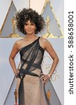 halle berry at the 89th annual... | Shutterstock . vector #588658001