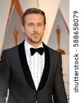 Ryan Gosling At The 89th Annua...
