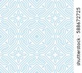 geometric squares seamless...   Shutterstock .eps vector #588672725