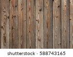 old wooden board background | Shutterstock . vector #588743165