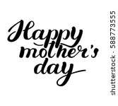 happy mother s day greeting... | Shutterstock .eps vector #588773555