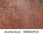 close up rust texture   Shutterstock . vector #588860924