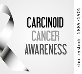 world carcinoid cancer day... | Shutterstock .eps vector #588975905