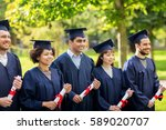 education  graduation and... | Shutterstock . vector #589020707