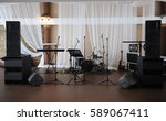 musical instruments and...   Shutterstock . vector #589067411
