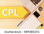 cpl   cost per lead   linear...   Shutterstock . vector #589080251