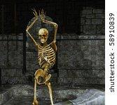 Dungeon Skeleton