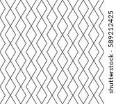 seamless geometric vector...   Shutterstock .eps vector #589212425