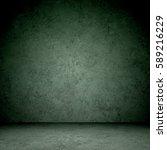 designed grunge texture. wall... | Shutterstock . vector #589216229