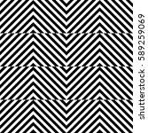 vector seamless pattern.... | Shutterstock .eps vector #589259069