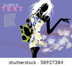 Fashion Shopping Female