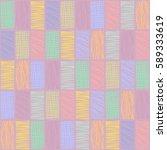 seamless vector geometrical...   Shutterstock .eps vector #589333619
