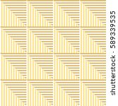 seamless vector abstract... | Shutterstock .eps vector #589339535