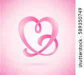 heart. vector illustration | Shutterstock .eps vector #589350749