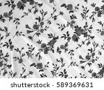 the beautiful of art fabric... | Shutterstock . vector #589369631
