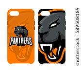 furious panther sport vector...   Shutterstock .eps vector #589508189