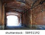 Old Dark Gateway. Saint...
