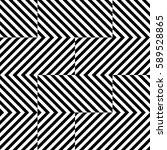 vector seamless pattern.... | Shutterstock .eps vector #589528865