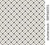 vector seamless pattern. modern ... | Shutterstock .eps vector #589560551