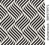 seamless pattern with geometric ...   Shutterstock .eps vector #589575971