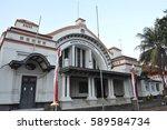 jakarta  indonesia. august  20  ...   Shutterstock . vector #589584734