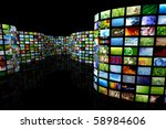 collection of images | Shutterstock . vector #58984606
