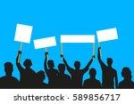 vector illustration of the... | Shutterstock .eps vector #589856717