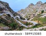 Serpentine Road Direction Sa...