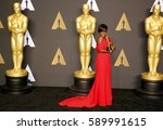 viola davis at the 89th annual...   Shutterstock . vector #589991615