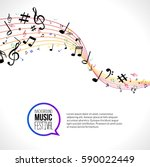 Music Background. Musical...