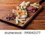 Cheese And Cured Meat...