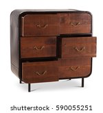 chest of drawers  wooden boxes. ... | Shutterstock . vector #590055251